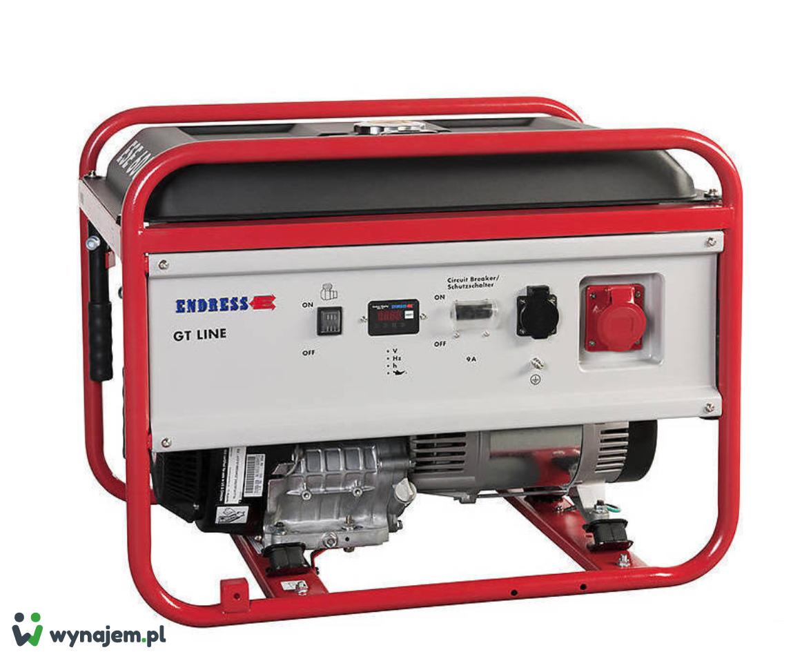Wynajem Agregat prądotwórczy ESE 606 DHS-GT - 5,6 kW