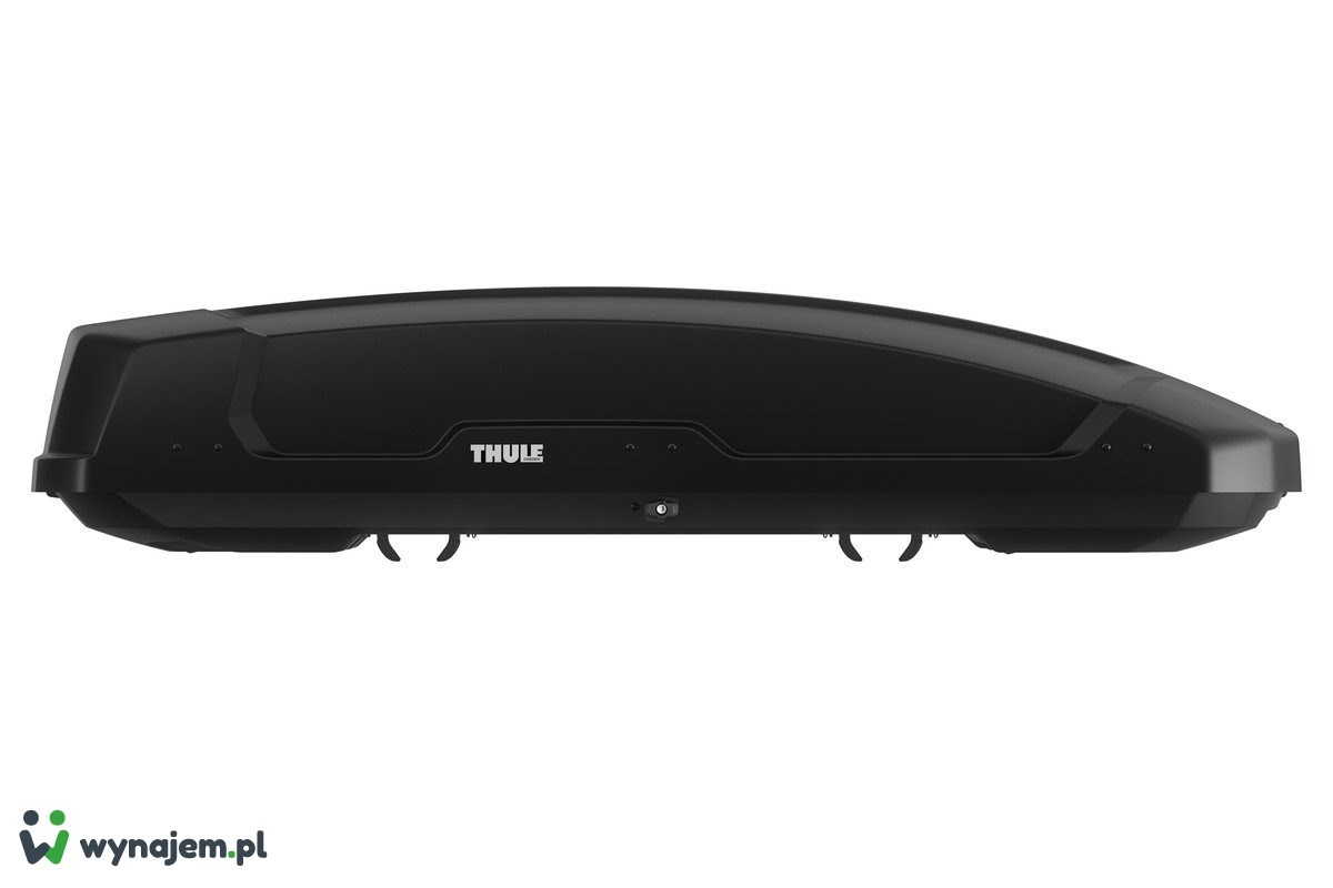 Wynajem bagażnika dachowego Box Thule Force XT XL Black