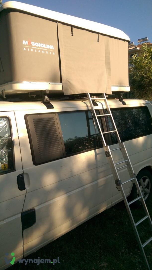 Namiot dachowy Maggiolina