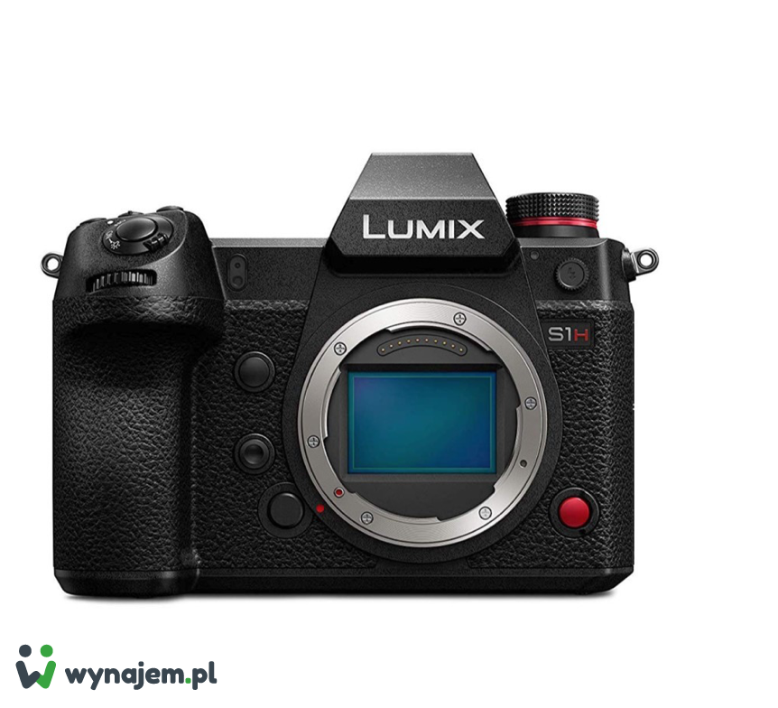Panasonic Lumix S1H body + adapter MC-21 na Canon EF/EF-S