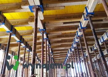 Wypożyczalnia szalunków stropowych DRAGON-STROP