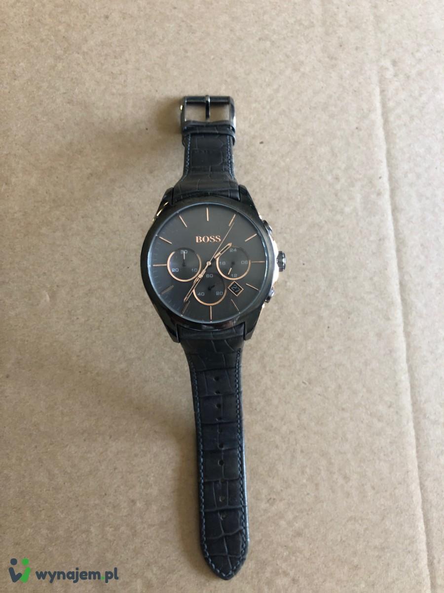 Zegarek Męski Hugo Boss - Wynajem na doby
