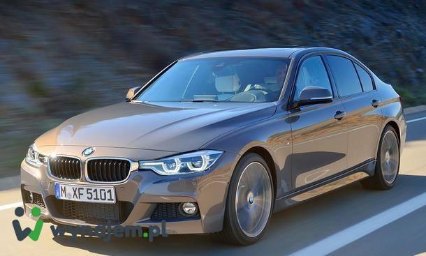 BMW 318i Advantage wynajem długoterminowy 1299 zł miesięcznie