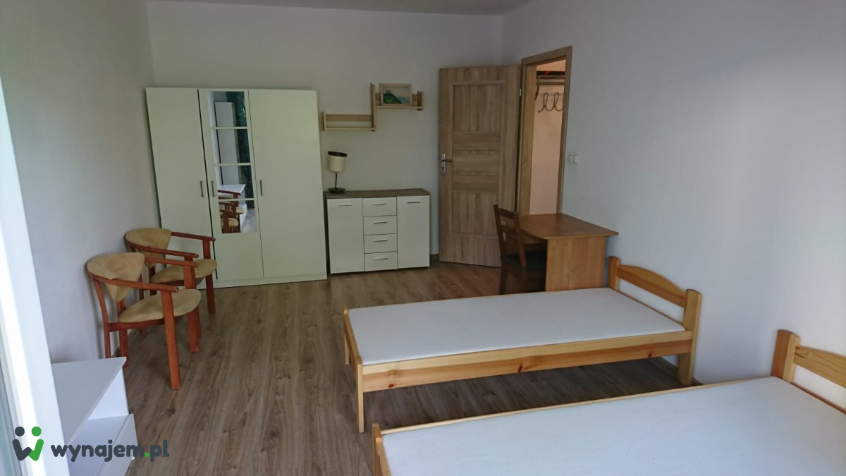 Mieszkanie 2 pokojowe OLIMPIA PORT ul. Cooka Wrocław, pierwszy najem