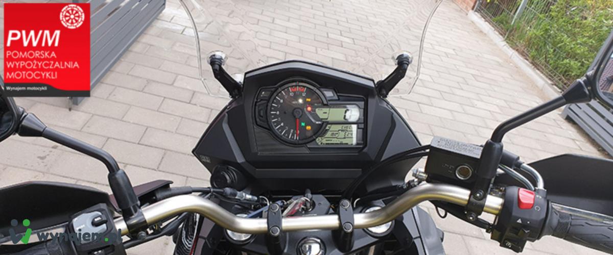 Suzuki DL650 XT '2019