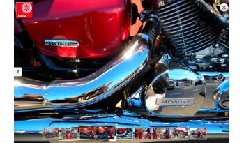 Honda VT750C Shadow AERO '2011