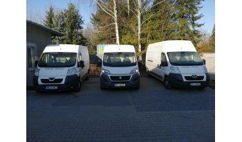 Wypożyczalnia samochodów dostawczych i osobowych