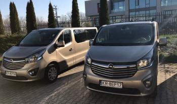 Wynajem Samochodów 9 Osobowych Bus | Wypożyczalnia Aut Kraków Balice