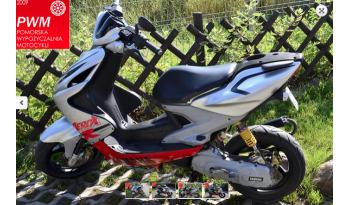 Yamaha Aerox 50R