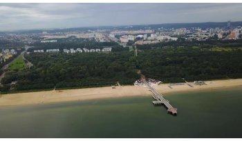 Apartament w sąsiedztwie plaży w Brzeźnie z widokiem na morze