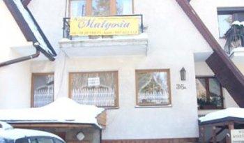 """Willa """"Małgosia"""" - Małgorzata Klepacz"""