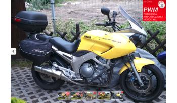 Yamaha TDM 900 FI