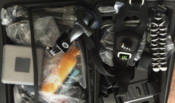 Wynajem Kamery sportowej YI 4K + zestaw akcesoriów