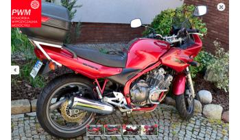 Yamaha XJ600S Diversion